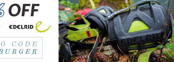 Save 15% on Edelrid Tree Gear