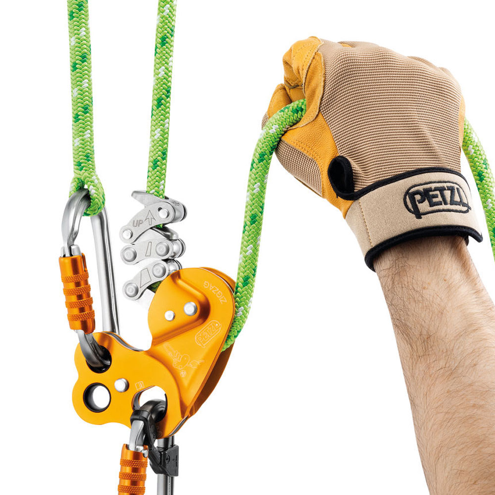 Zigzag Mechanical Prusik by Petzl