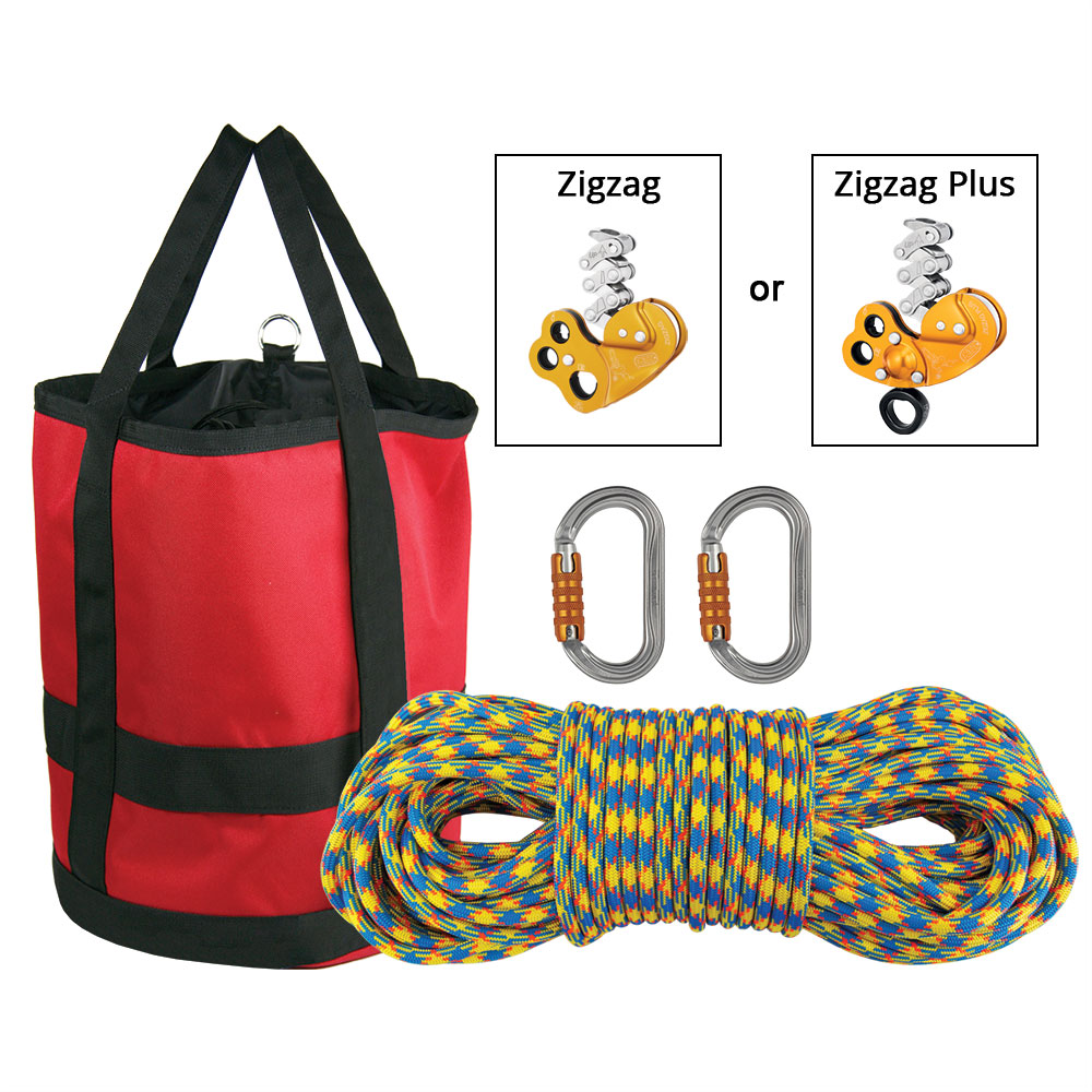 Zigzag Climbing Kit (choose Zigzag or Zigzag Plus)