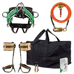 WesSpur's Beginner's Climber Kit - No Rope System