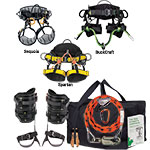 WesSpur's Professional's  Climber Kit - No Rope