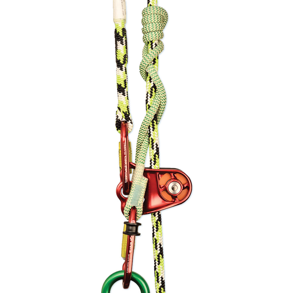 Hitch Climber Eccentric Pulley by DMM