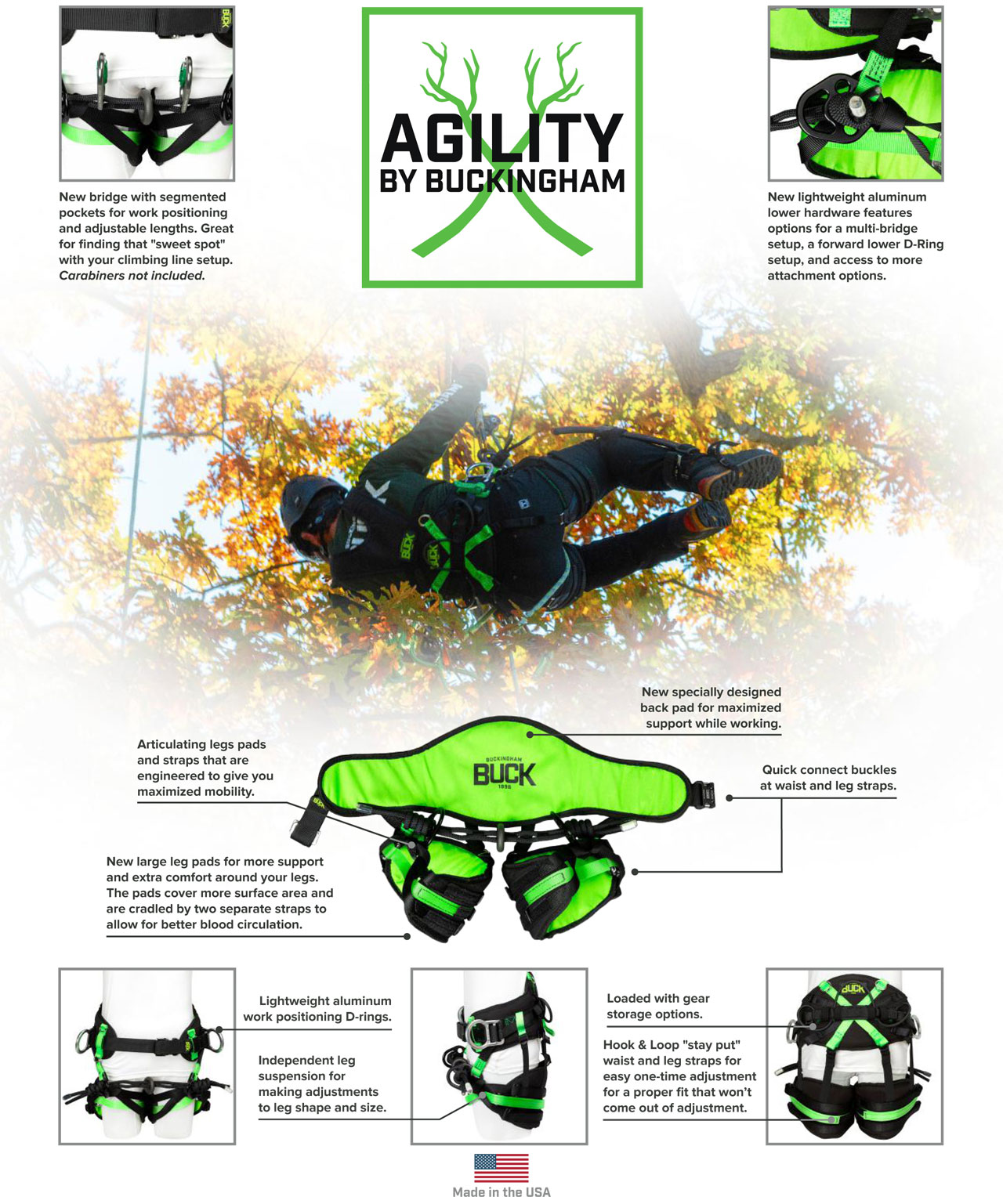 Agility Harness Flyer