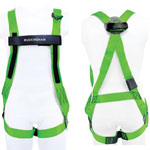 picture of BuckViz Basic H-Style Full Body Harness