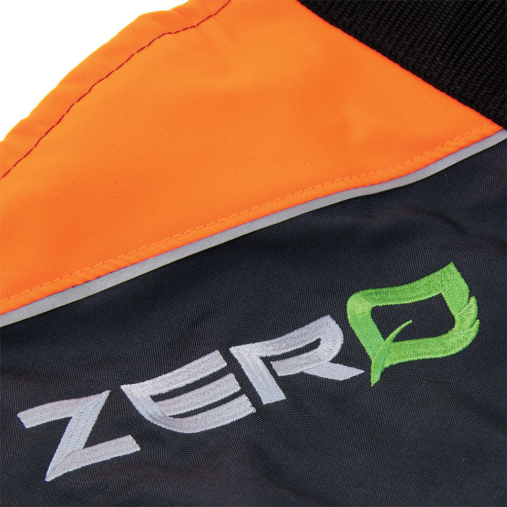 Zero chaps are renowned for being light and maneuverable