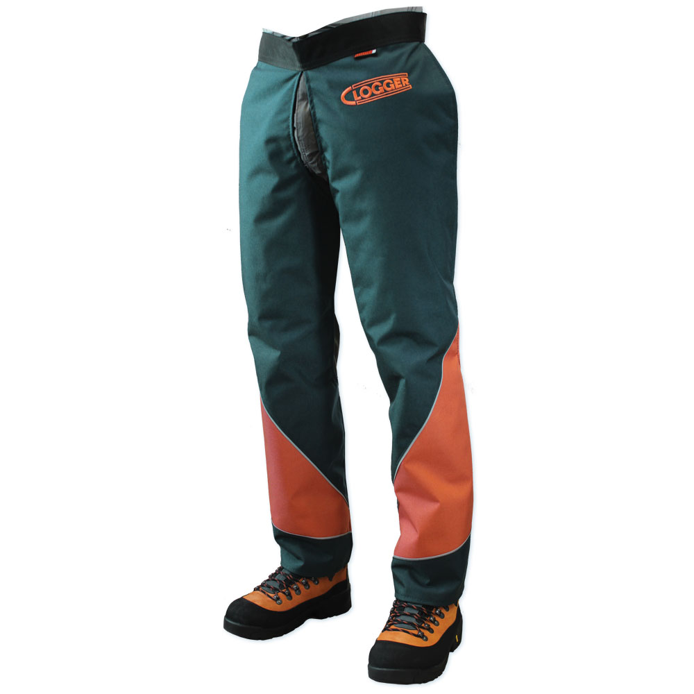 Defender Pro Chainsaw Chaps by Clogger