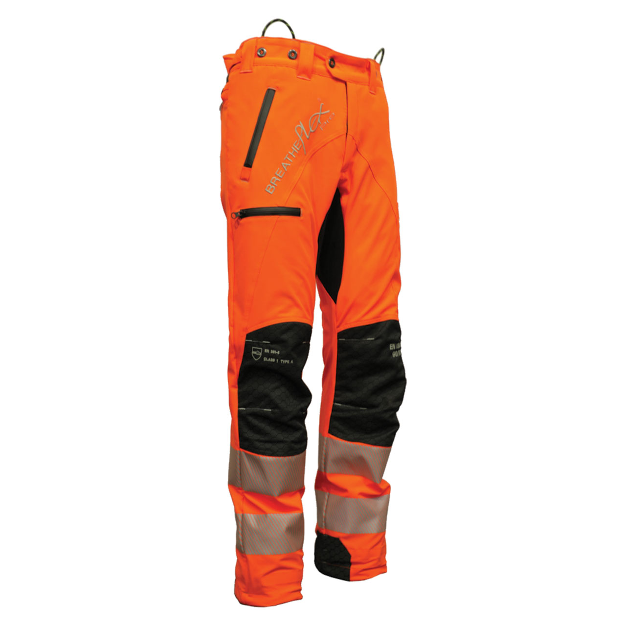 Medium Gloves and Helmet Chainsaw Safety Kit Small Trousers