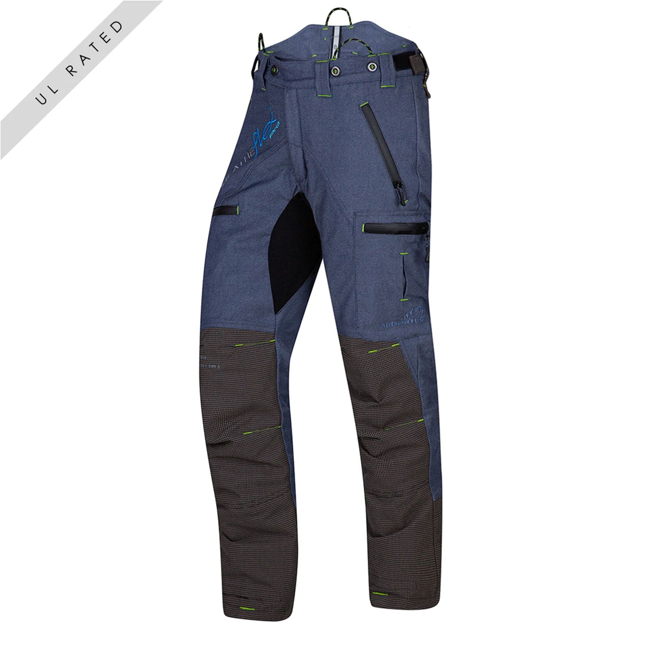 "Breatheflex PRO ""Legacy""  Chainsaw Trousers - Class 1, Type A, UL Rated image"
