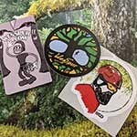 picture of WesSpur Stickers
